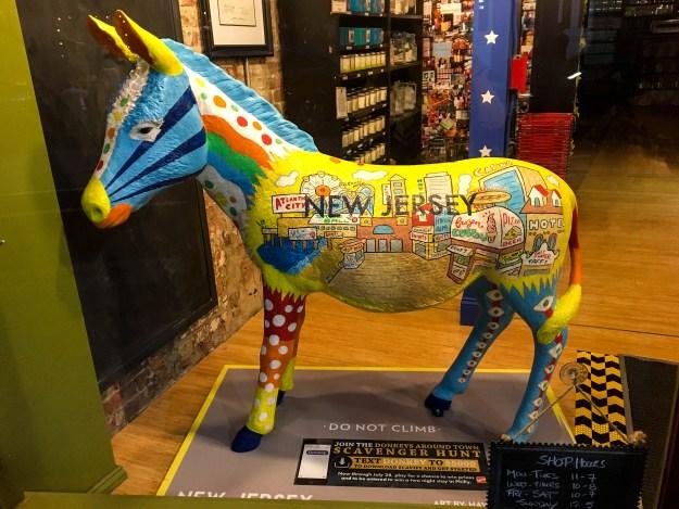 new jersey donkey