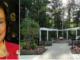 Coretta Scott King Memorial Garden