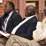 Caucus of African-American Leaders meeting