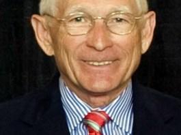 Democratic Mayoral candidate John Astle