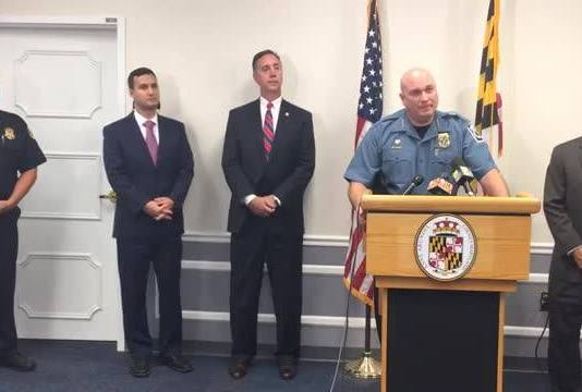 Anne Arundel County Police Join Forces to Go After Criminal Gangs