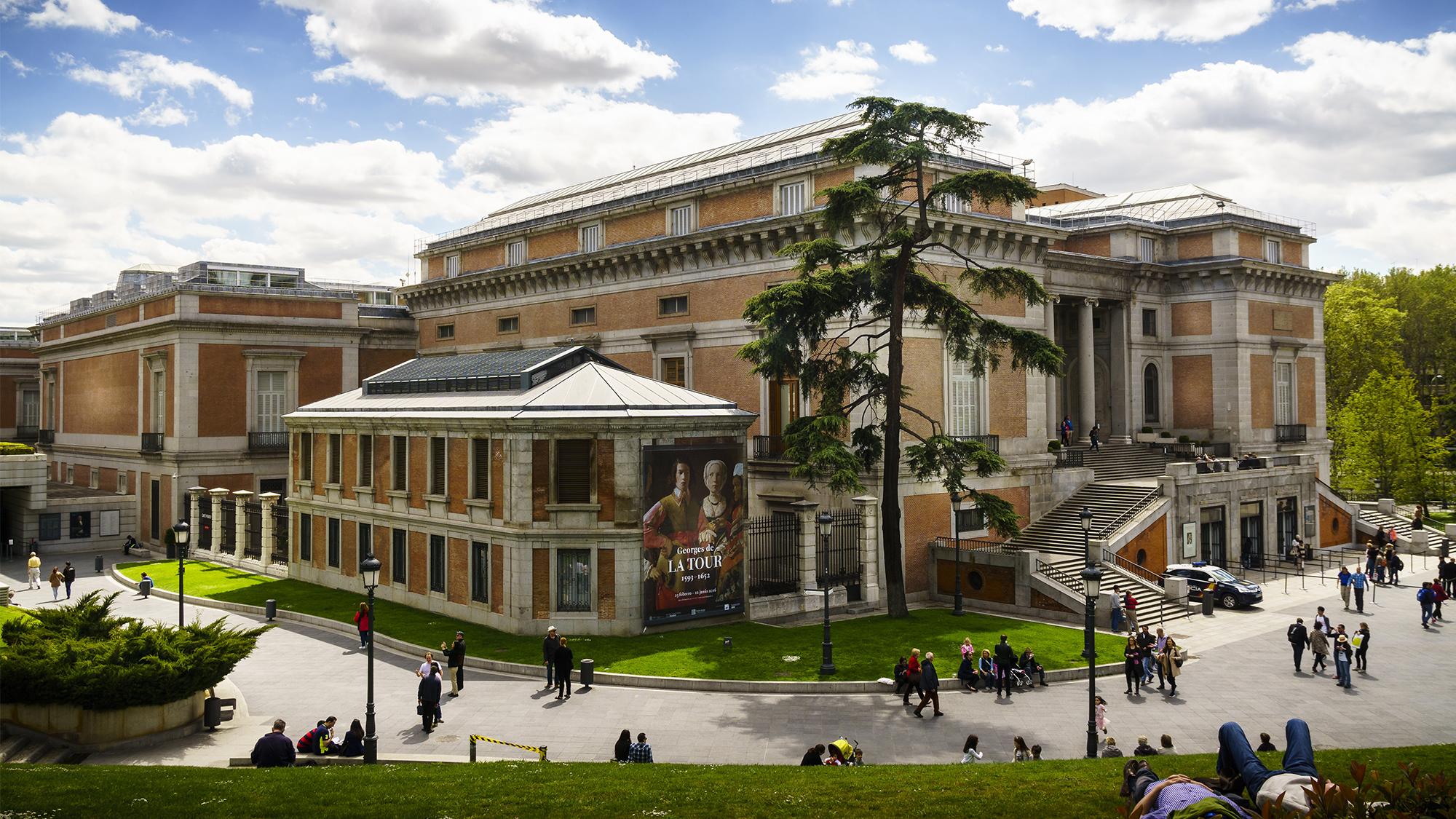 Museo Nacional Del Prado - Arup