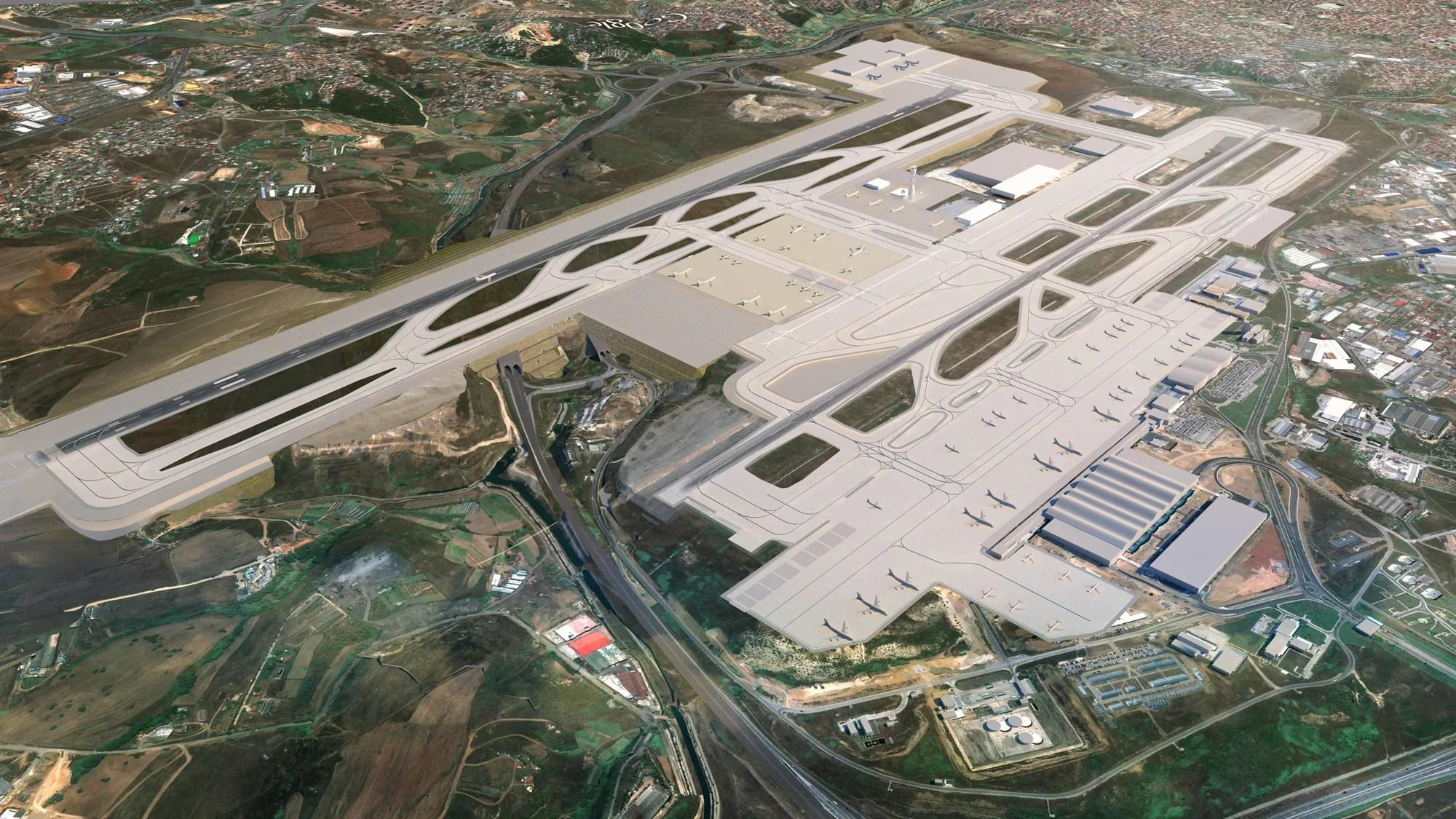 Designing The Sabiha Gokcen Airport Second Runway Arup