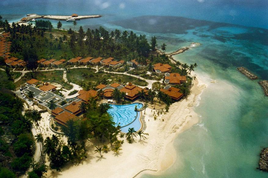 Image result for ste. anne beachcomber seychelles logo