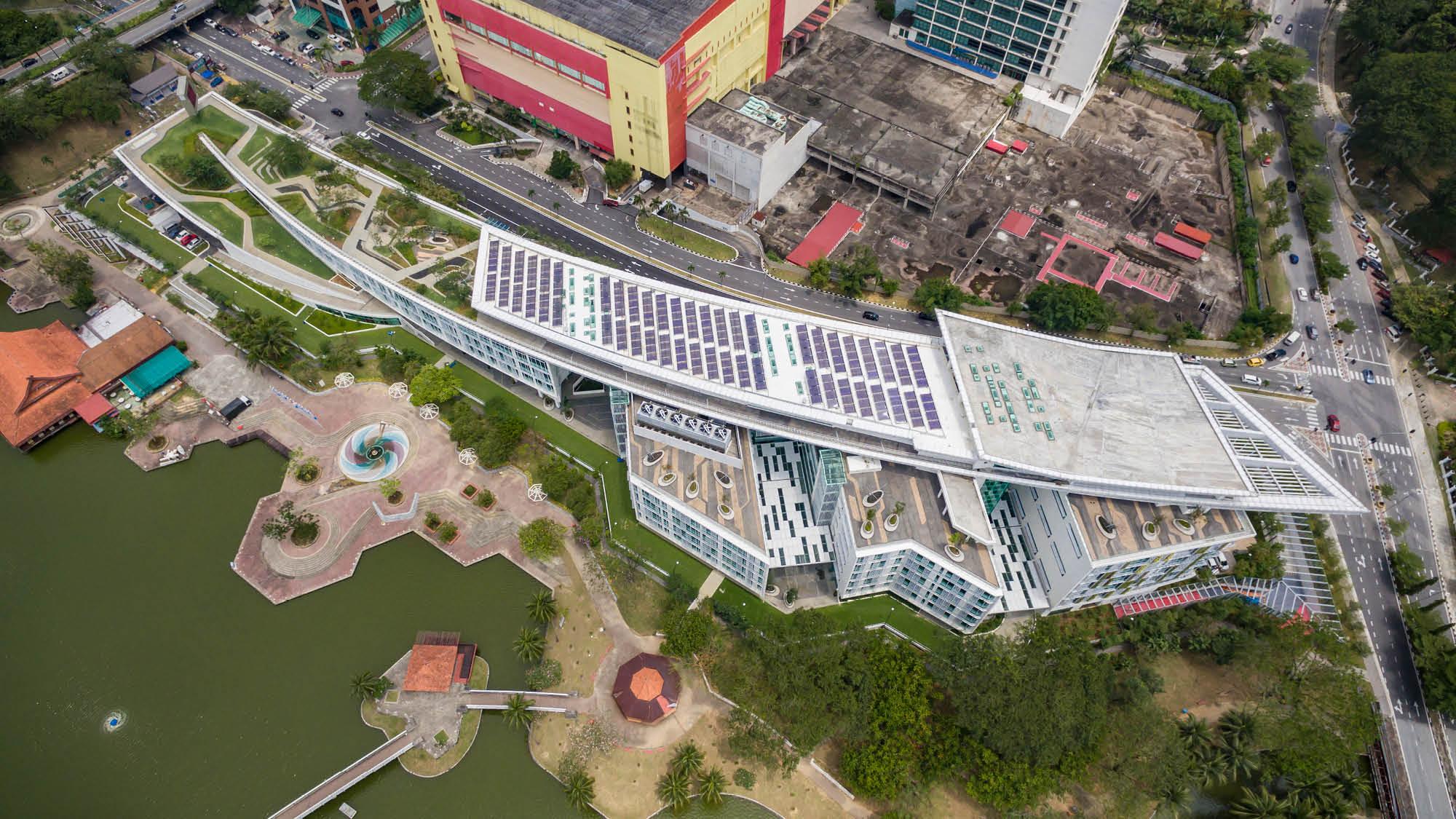 Selangor State Development Corporation Headquarters Pkns