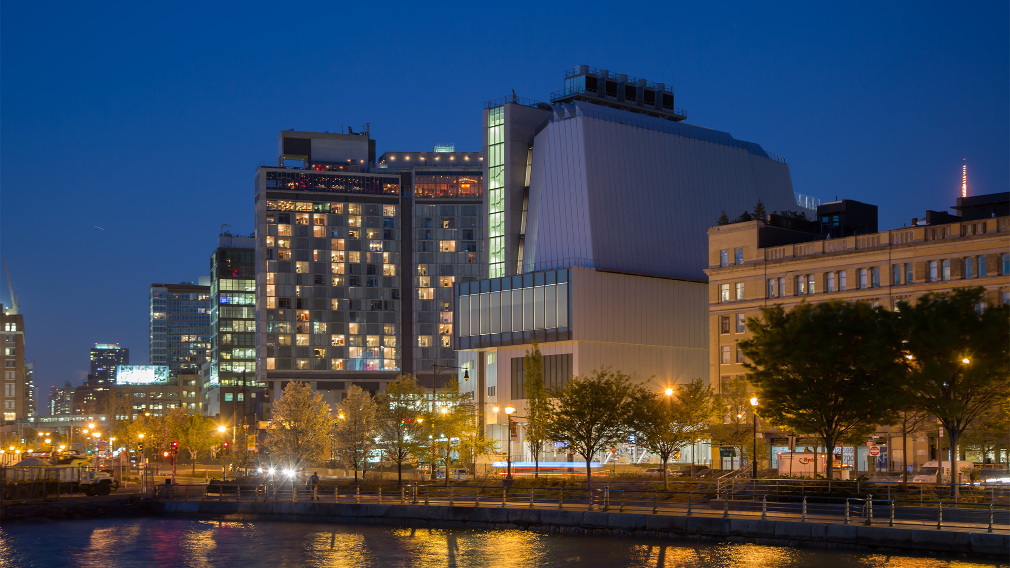 Whitney Museum Of American Art - Arup
