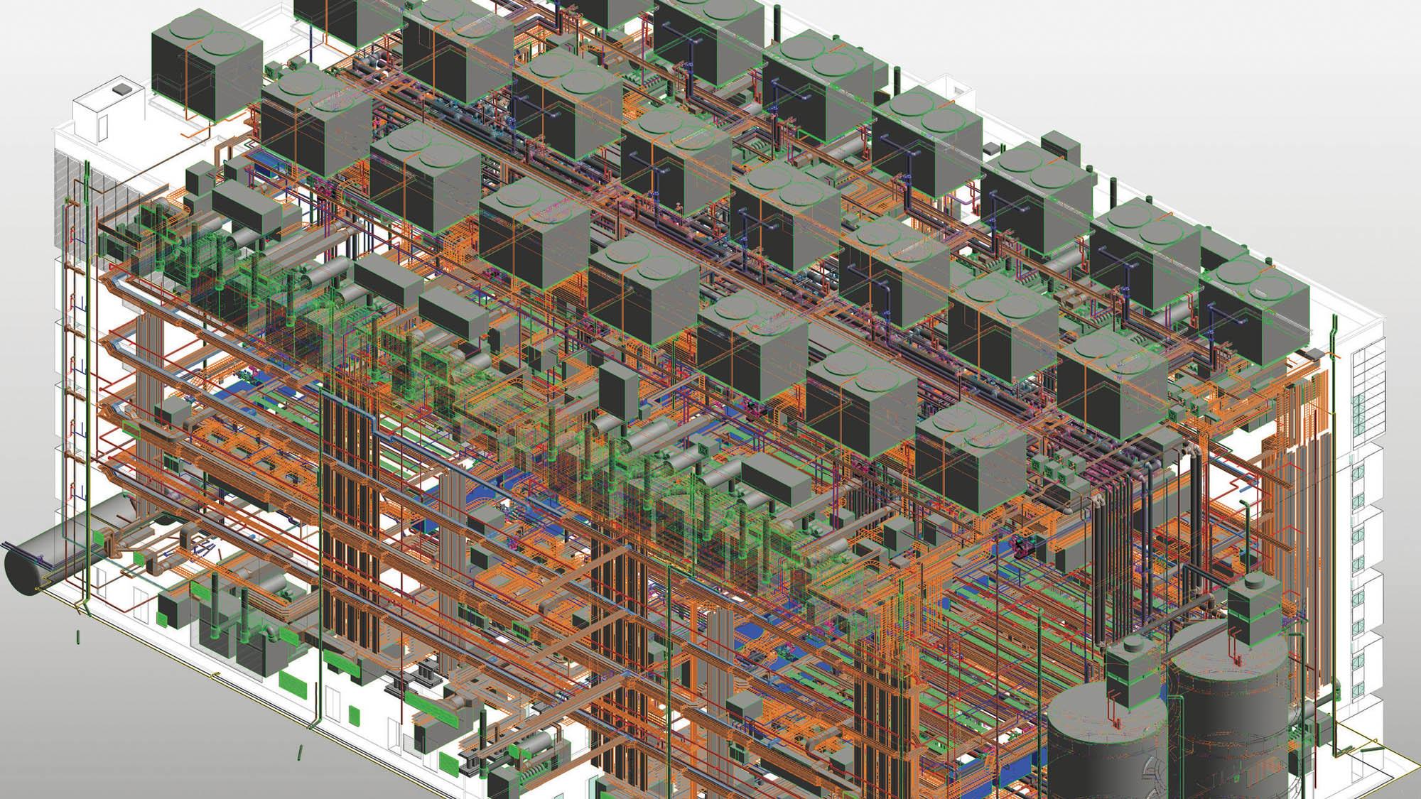 NTT Communications Hong Kong Financial Data Center Tower 2 (FDC2) - Arup