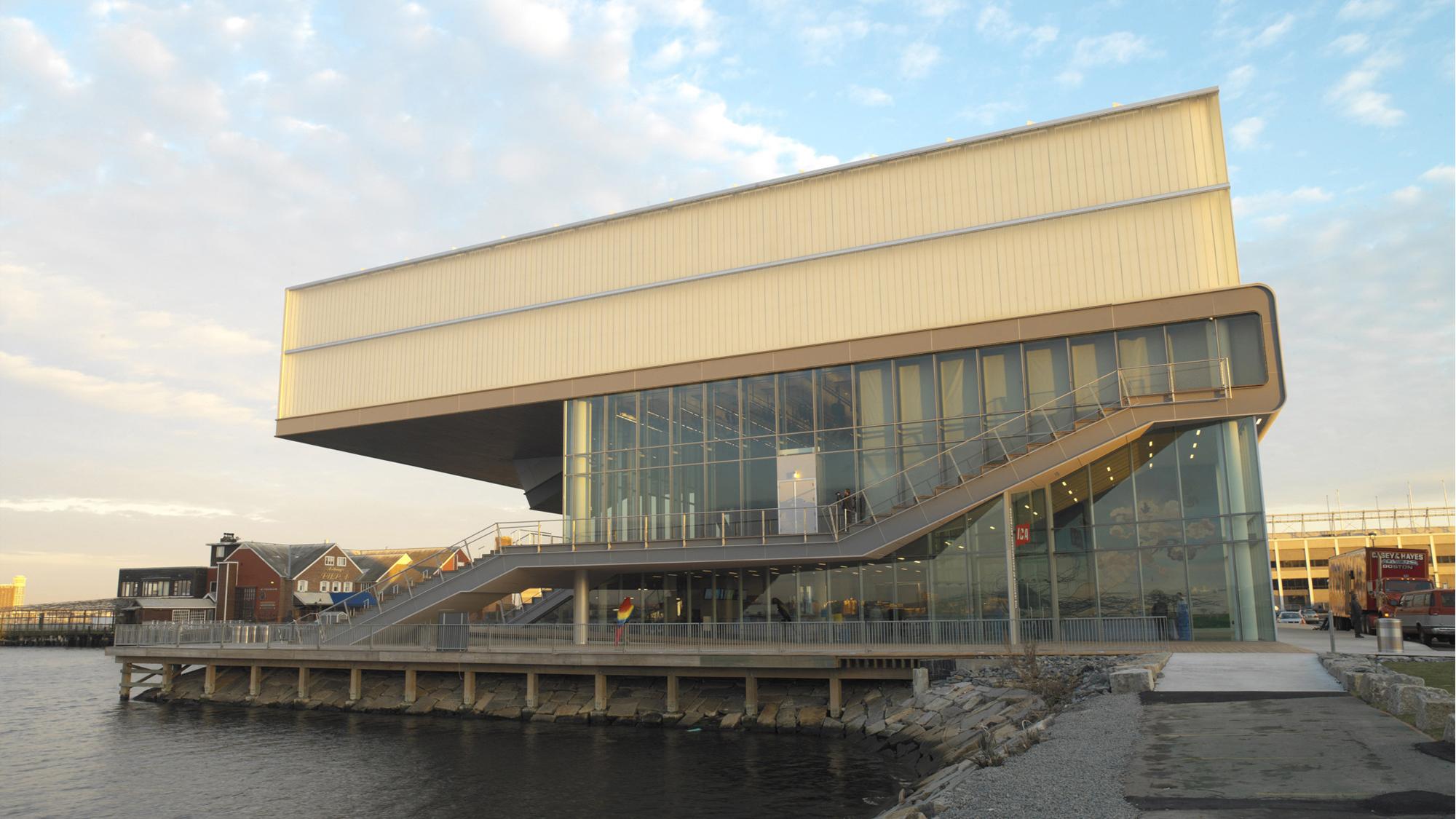 Building Institute Of Contemporary Art - Arup