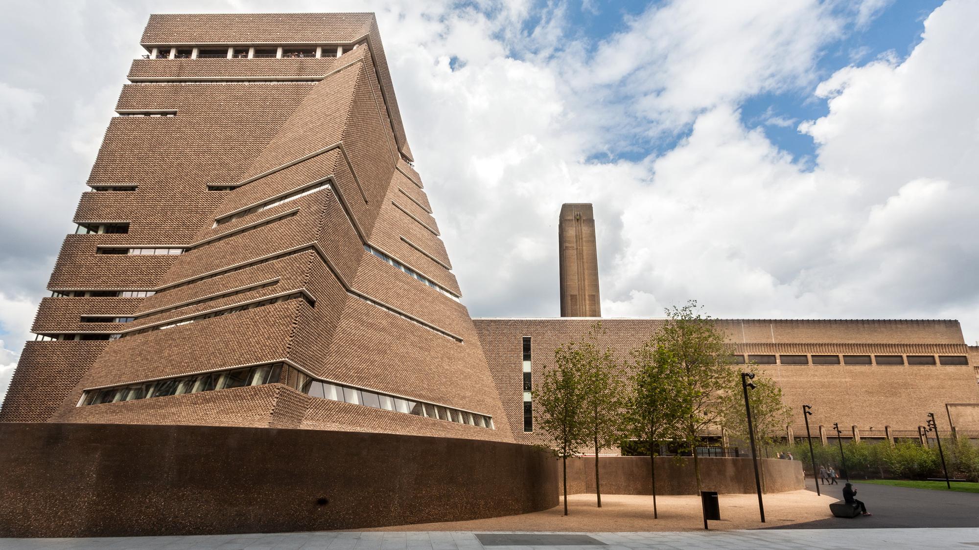 Tate Modern - Transforming Icon Arup