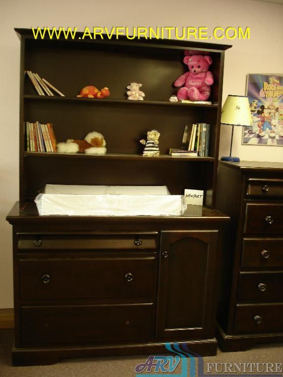baby furniture newport dresser hutch
