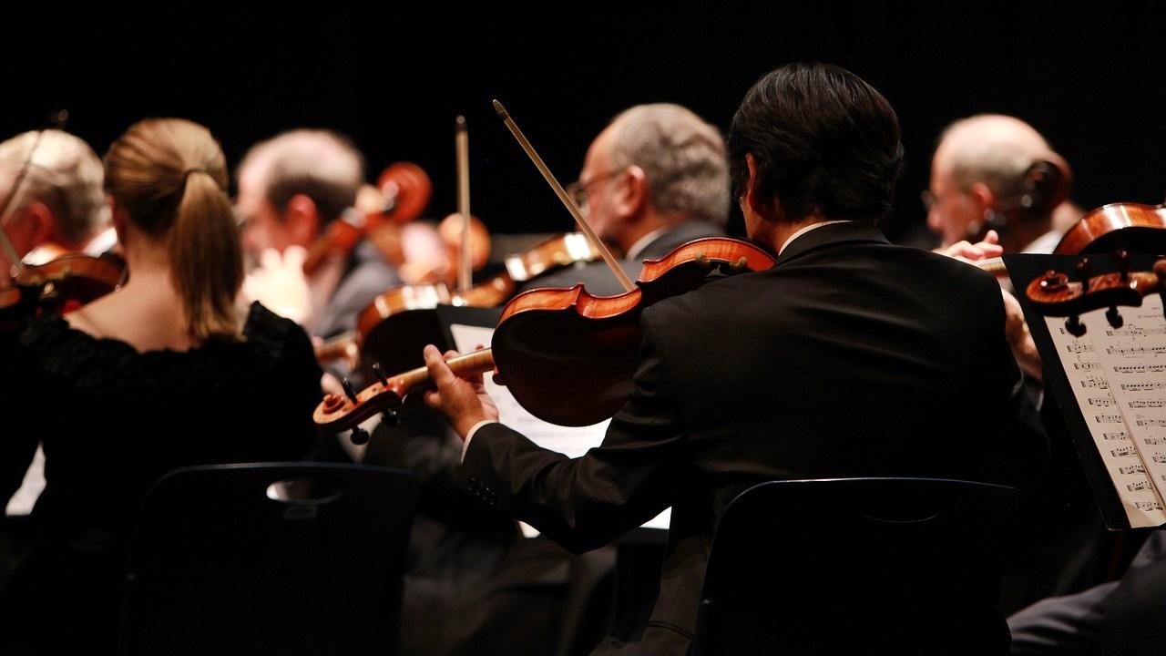 Orkester. Foto: Ioana Sasu, Pixabay.