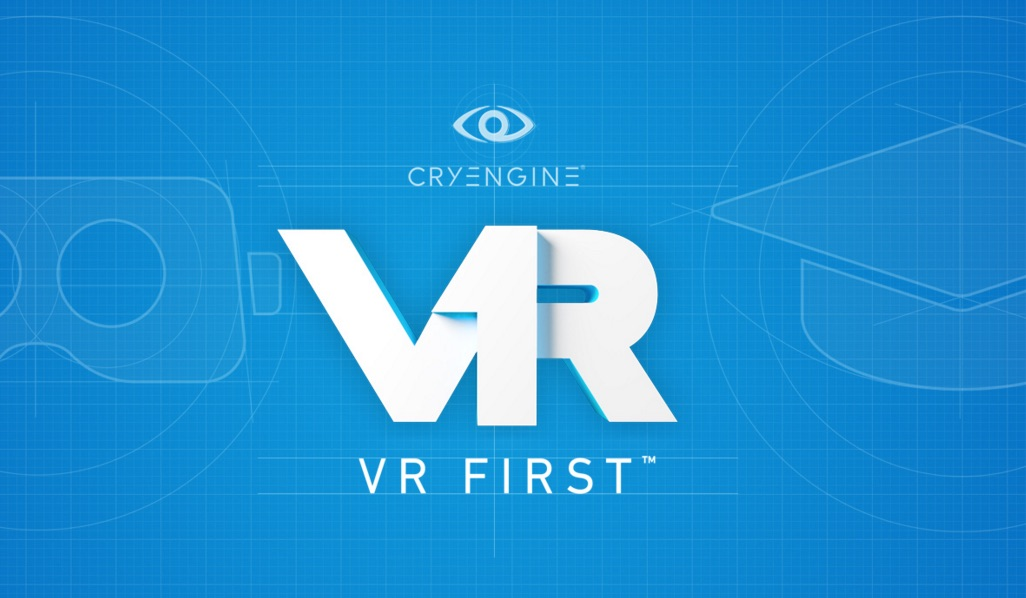 Crytek Announces VR FIRST Initiative