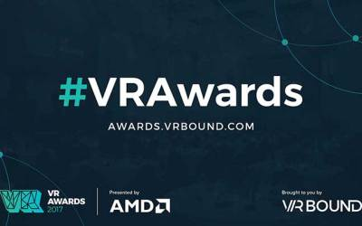 VR Bound and Partners Announce International Industry VR Awards
