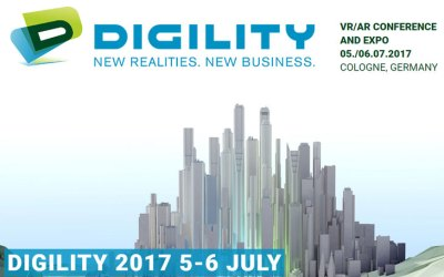 DIGILITY – The largest Conference for Digital Realities in Europe Celebrates its 2nd Edition