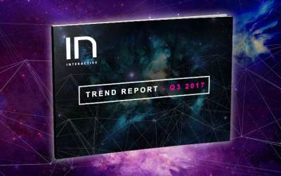 Inscale Interactive Releases the Immersive Technology Trend Report for Q3 2017