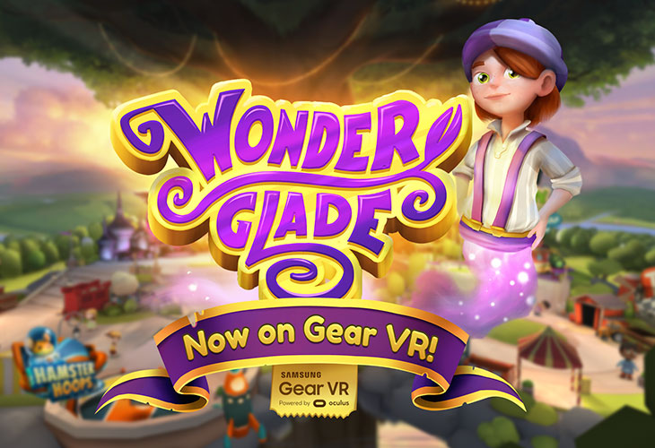 Resolution Games' Wonderglade Now Available for Samsung Gear VR