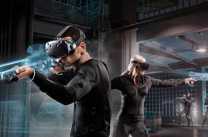 76896e4b08d8 Teslasuit and Sony Pictures Television Collaborate on a new VR Format for  Global TV