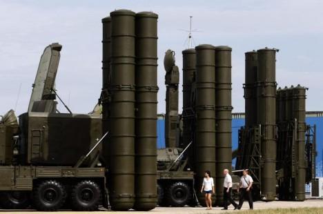 πυραύλους S-400