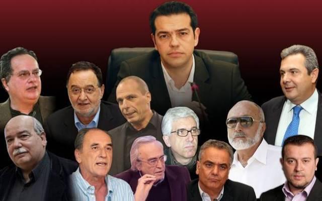 Ο ΣΥΡΙΖΑ στην κυβέρνηση
