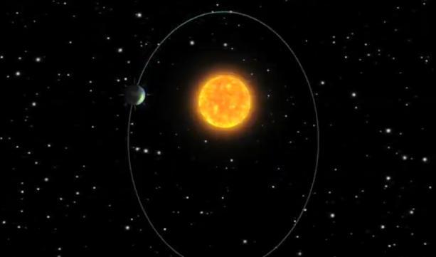 Το ηλιακό μας σύστημα και όλα τα άλλα συστήματα των αστεριών σχηματίζονται από ένα καταρρακτωμένο νεφέλωμα