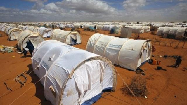 Ο καταυλισμός του Ντανταάμπ βρίσκεται στην ανατολική Κένυα και φιλοξενεί 230.000 ανθρώπους,