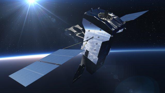 Ο πέμπτος γεωσυγχρονισμένος δορυφόρος στον αστερισμό Space Infrared System διανεμήθηκε