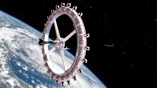 Το πρώτο διαστημικό ξενοδοχείο θα ανοίξει το 2027 Δ