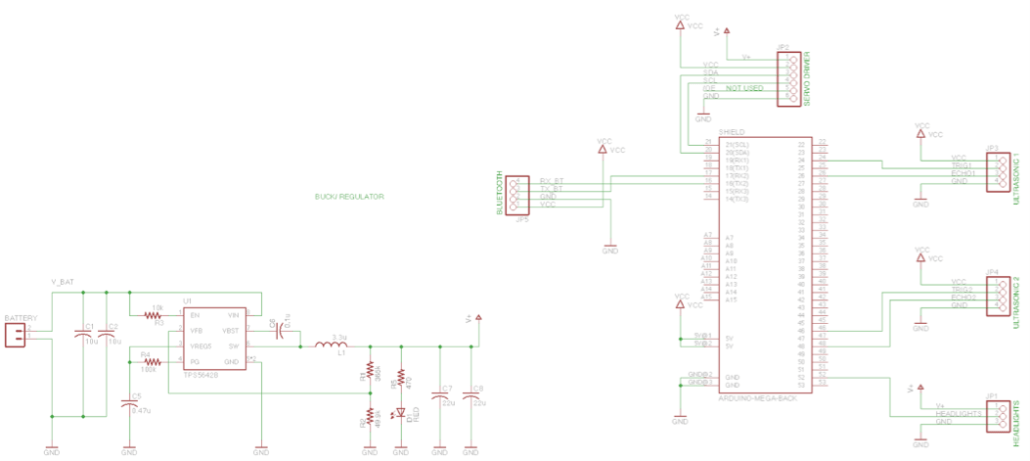 Spring 2016 Pathfinder: PCB System Schematic