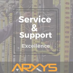 service and support esri data appliance