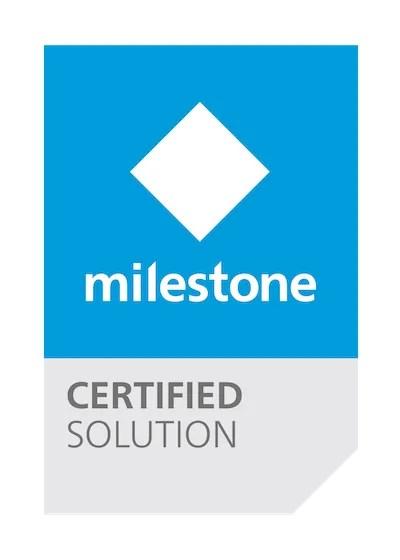 Milestone certified NVR