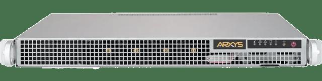 arrays video surveillance storage server appliance