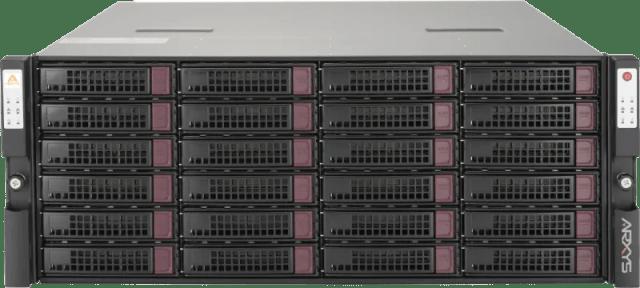 video surveillance storage server