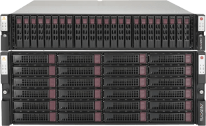 arrays into high availability storage