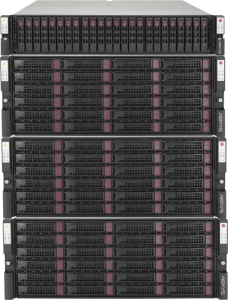 high availability HA storage arrays flash