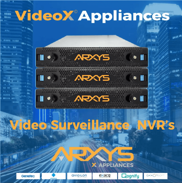 video appliance NVR