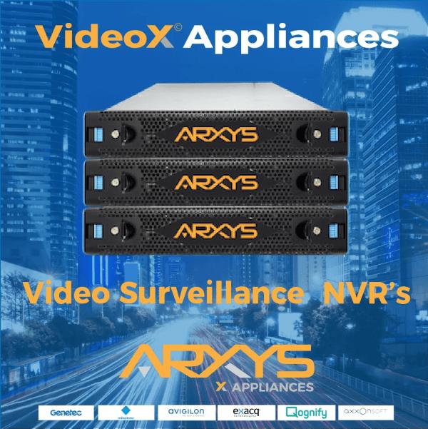 video appliance NVR