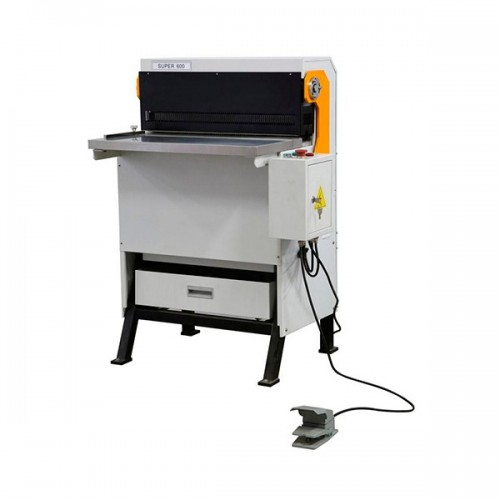 MAGAV S30B BINDING MACHINE  For wire/o and spiral. Professional finish, perfect for products with a lot of pagination and that require resistance and durability such as catalogs, diaries, notepads, etc.