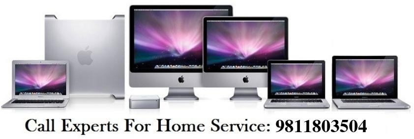 Apple Laptop Service Repair in Delhi, Gurgaon, Noida, Ghaziabad & Delhi NCR.