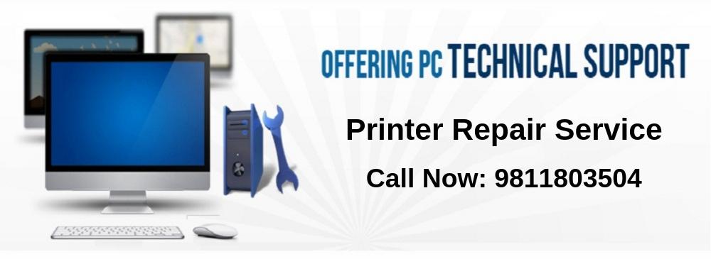 Printer repair service in Delhi, Gurgaon, Noida, Ghaziabad & Delhi NCR