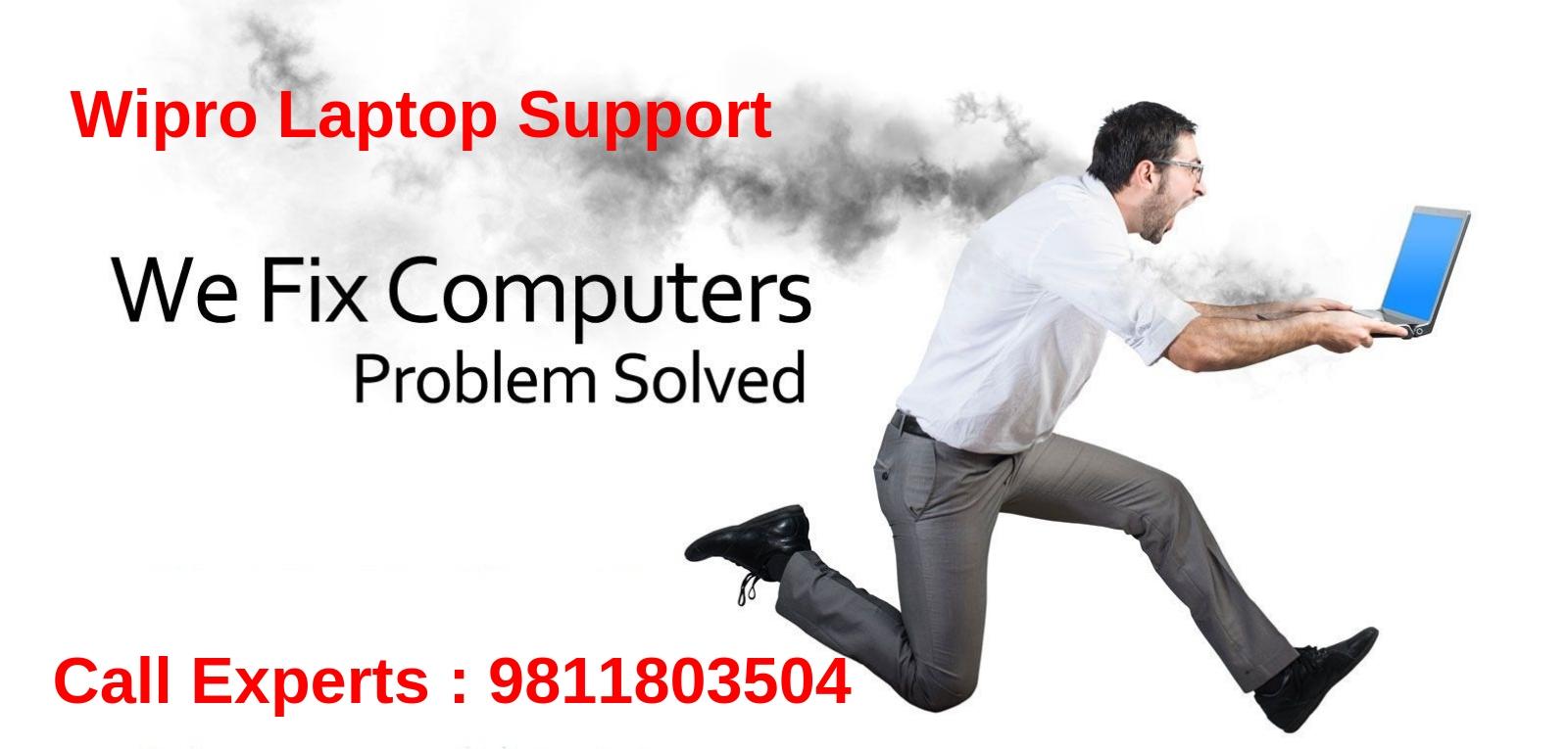 Wipro laptop Service & Repair in Delhi, Gurgaon, Noida, Ghazaibad & Delhi NCR