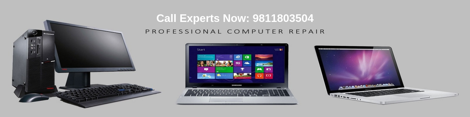 Computer, Laptop repair service shop near at home in South Delhi