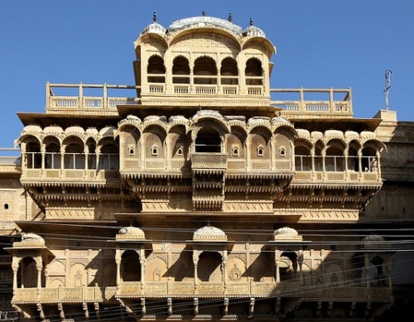 Raj-Mahal-In-Jaisalmer-Fort
