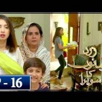 Zard Zamano Ka Sawera Drama Free Download - Ep # 16 - 18 - Mar - 2018