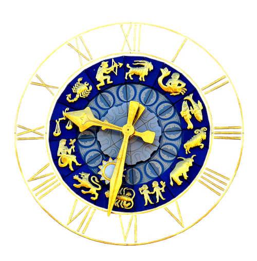 Consultation d'Astrologie en ligne - Astrologie horaire
