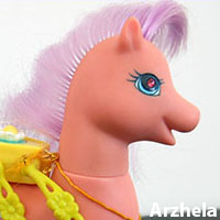 Collection Mon Petit Poney G2 1997
