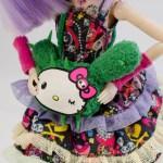 Pullip Violetta TOKIDOKI x HELLO KITTY SP