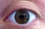 Arzhela oeil eye