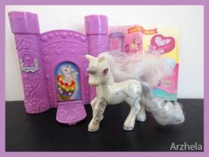 Autre Mon Petit Poney G2 Mc Donalds Princess Silver Swirl