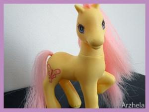 Mon Petit Poney G2 Princess Sky Skimmer Princesse Papillon