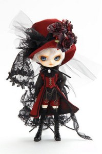 Dal Nocturnal Crimson Rose 2009